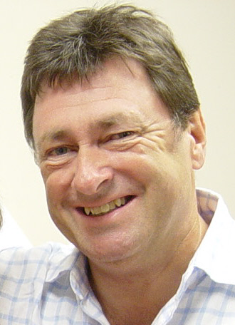 Alan Titchmarsh – new Honorary Member of EBTS UK