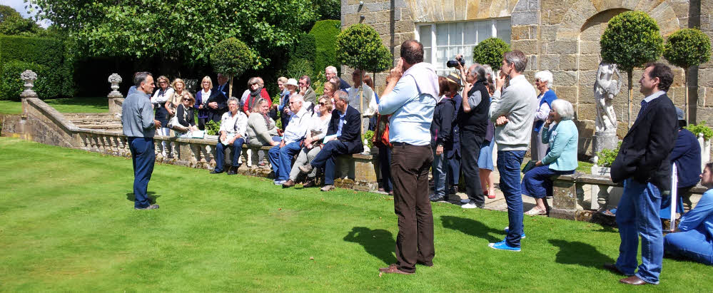 2012 The Sussex Gardens Visit by Chris Poole