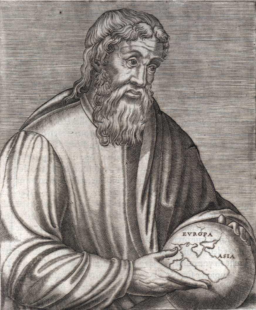 Geographer Strabo (Photo: Wikipedia)