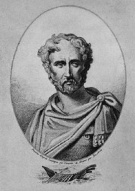 Pliny the Elder (Gaius Plinius Secundis) - Roman historian, scholar, and writer (Photo: Courtesy Prints and Photographs Division, Library of Congress)