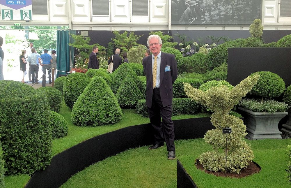 The Stars at Topiary Arts Chelsea Display – UPDATE 2