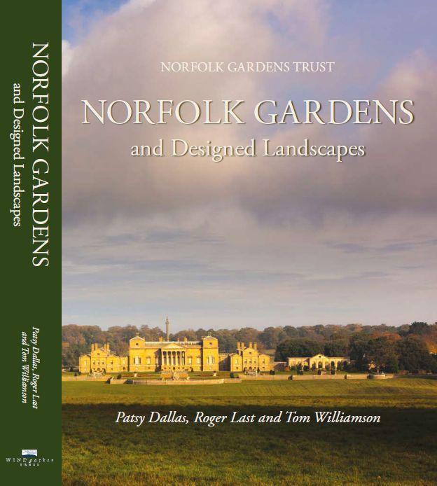Front cover of Norfolk Gardens and Design Landscapes