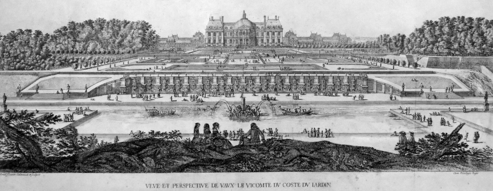 The Drama of Vaux-le-Vicomte by Andrew Lyndon-Skeggs