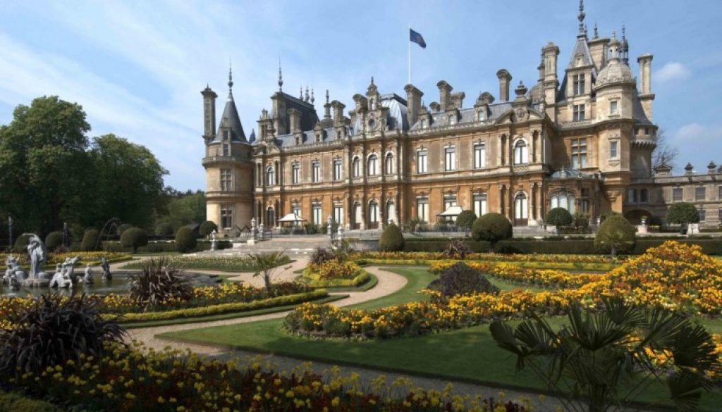 Waddesdon Manor © The National Trust
