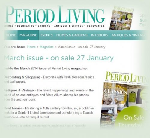 Period Living March 2014