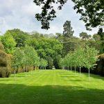 Doddington Place Gardens Pond and Folly Walk 4