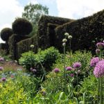 Doddington Place Gardens The Sunken Garden 2