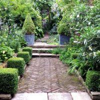 20150705 The Old Vicarage garden box cubes