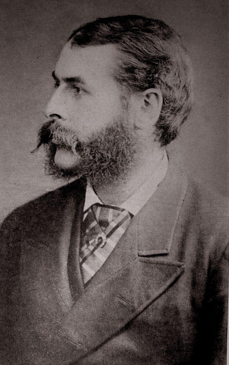 Henry John Elwes  (Wikimedia Commons)