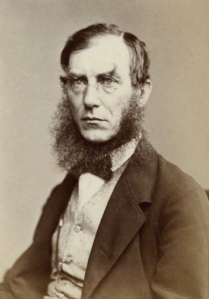 Sir Joseph Dalton Hooker By Henry Joseph Whitlock (Wikimedia Commons)