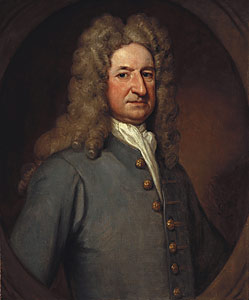 Portait of Henry Wise by Sir Godfrey Kneller [Public domain], via Wikimedia Commons