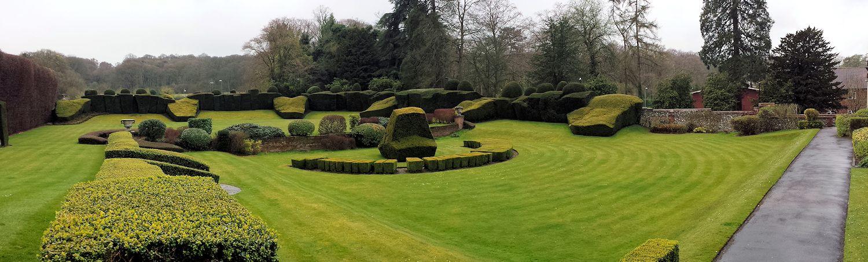 Great gardens even in April showers – EBTS UK