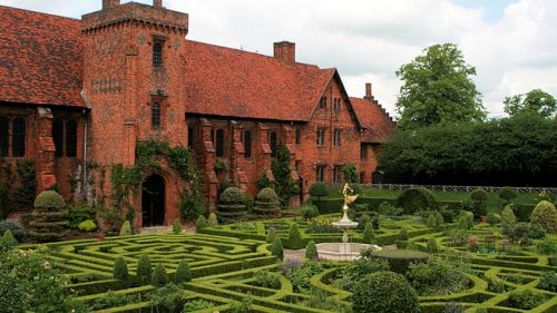 Hatfield House Old Palace HL