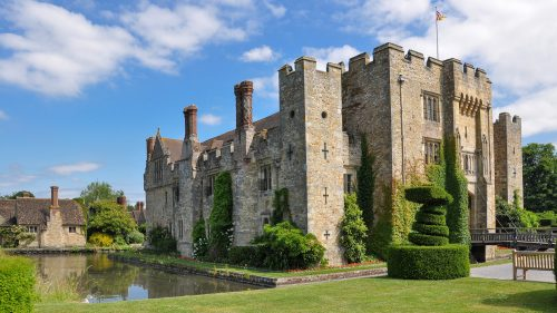 EBTS UK AGM - Hever Castle