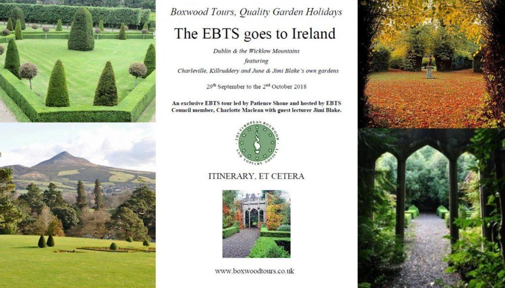 EBTS Goes To Ireland HL