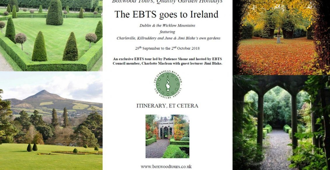 EBTS Goes To Ireland HL