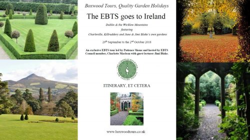 EBTS Goes to Dublin and the Wicklow Mountains, Ireland