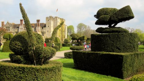 EBTS UK AGM - Hever Castle