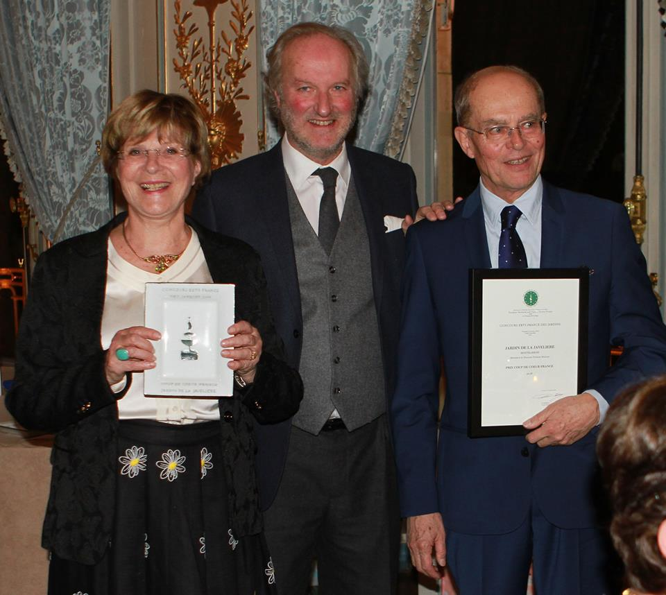 EBTS France – Best Gardens Awards