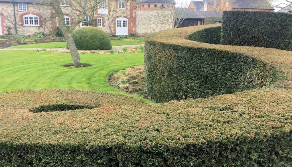 Gardens in the north of Hampshire – EBTS UK