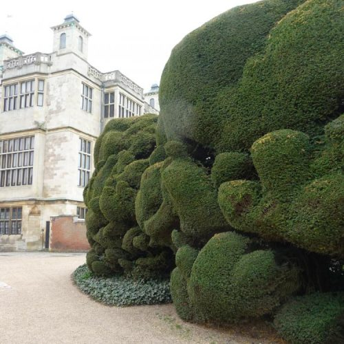 Audley End House and Gardens - Essex 2011-2