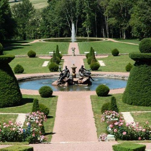 Dree - Bourgogne garden 1