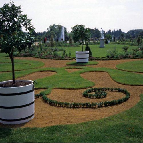 Hampton Court Surrey England - 3
