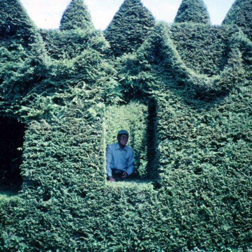 Ladew An outstanding topiary garden rare in the US is located near Baltimore Maryland - 1
