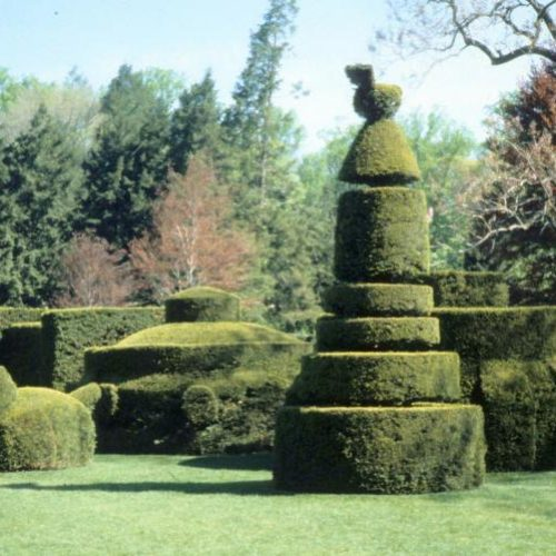 Ladew An outstanding topiary garden rare in the US is located near Baltimore Maryland - 3