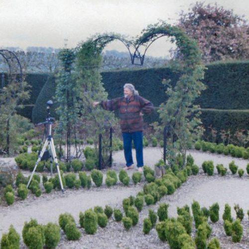 Longleat Warminster Wiltshire - 9 Love Garden