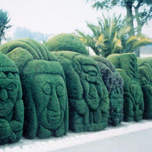 Mexico sculpture - 2