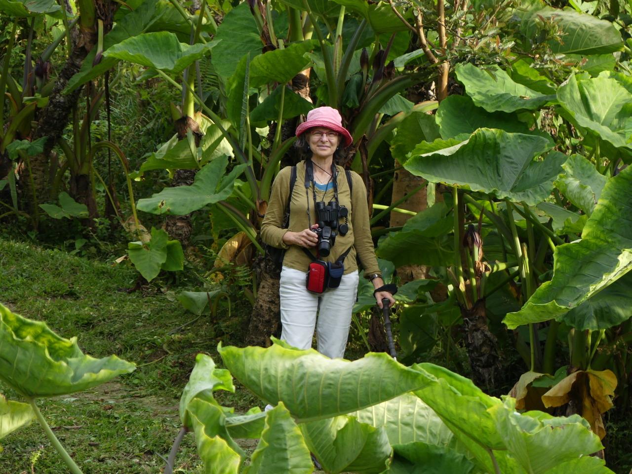 Karen Yukich in Manizales Colombia, © Bob Yukich