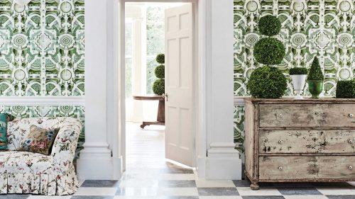 C&S Botanical Botanica Topiary Topiarius - Room HL