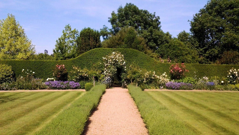 Court Hill House Garden