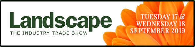 2019 Landscape Show Banner
