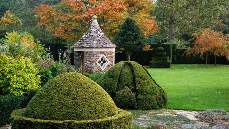Highgrove Topiary (3)