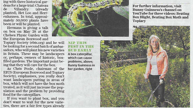Copyright Sunday Telegraph